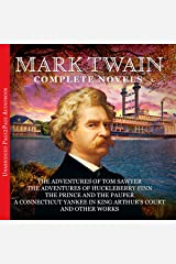 Mark Twain - The Complete Novels Audible Audiobook
