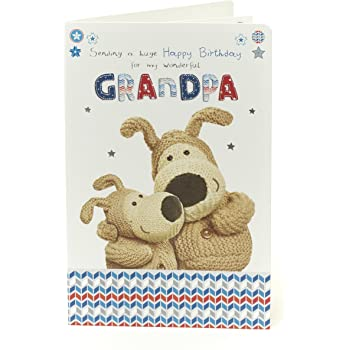 Grandpa Birthday Card Amazon Office Products