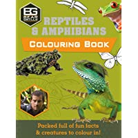 Bear Grylls Colouring Books: Reptiles (Bear Grylls Activity)