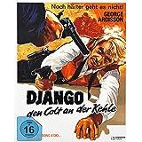 Django - Den Colt an der Kehle - Mediabook - Cover A (+ DVD)