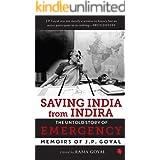 Saving India from Indira