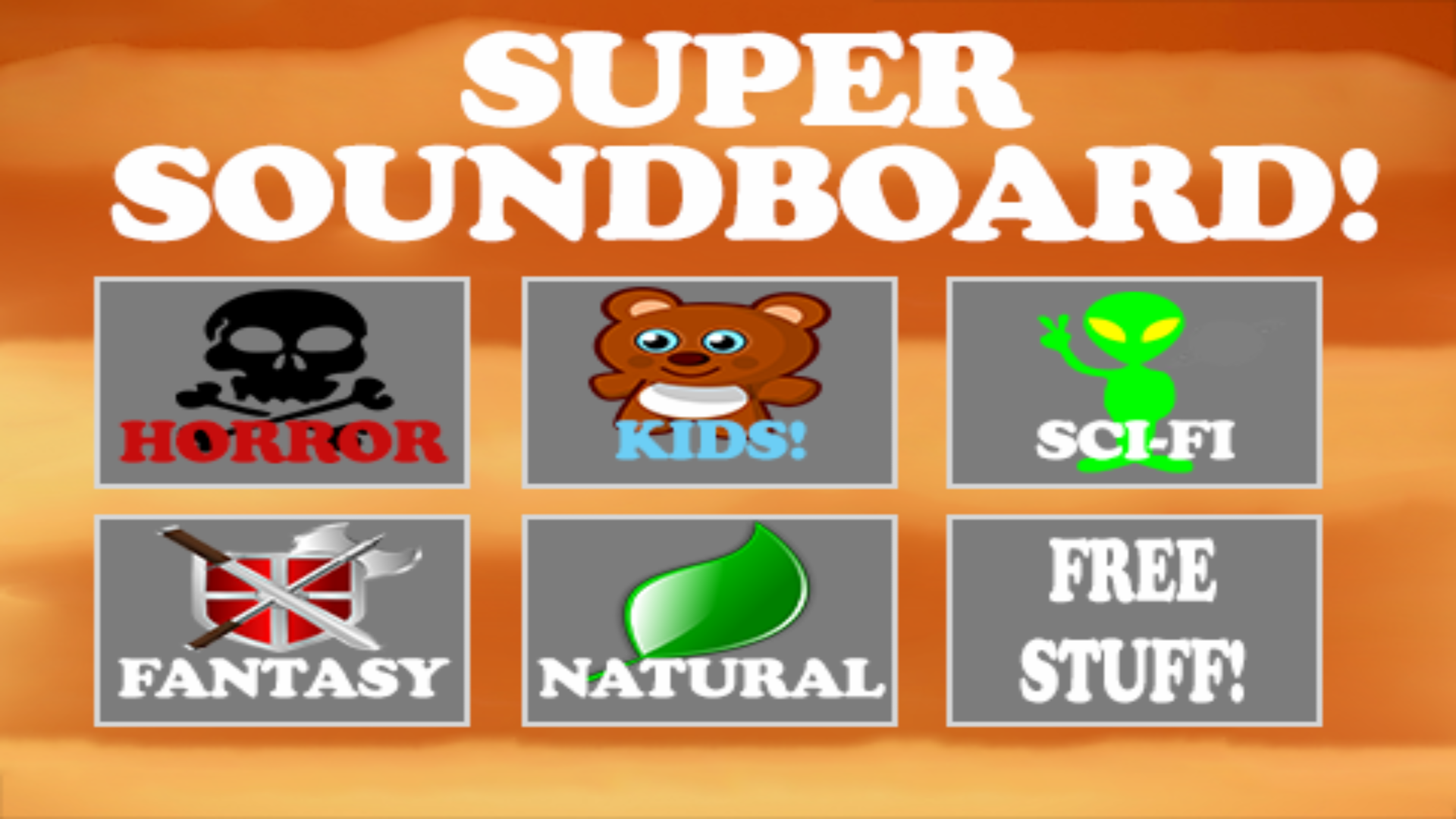 how to get a soundboard