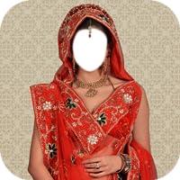 Indian Bridal Photo Montage