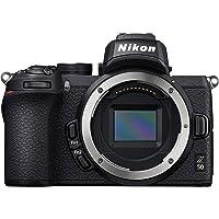 Nikon Z 50 Spiegellose Kamera im DX-Format (20,9 MP, OLED-Sucher mit 2,36 Millionen Bildpunkten, 11 Bilder pro Sekunde…