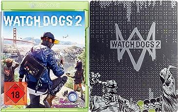 Watch Dogs 2 - Standard inkl. Steelbook Edition (exkl. bei Amazon.de) - [Xbox One]
