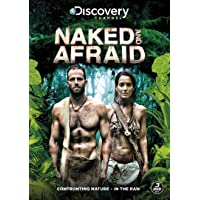 Naked and Afraid [DVD] [UK Import]