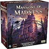 الاصدار الثاني من اللعبة اللوحية مانشنز اوف مادنس من فانتسي فلايت جيمز - لسن 12 سنة فما فوق