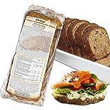Pan proteínico con cereales Line@diet | alto en proteínas, bajo en carbohidratos, bajo en calorías, sin azúcar | para la fase