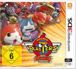 YOKAI-WATCH BLASTERS Rote-Katzen-Kommando - [Nintendo 3DS]