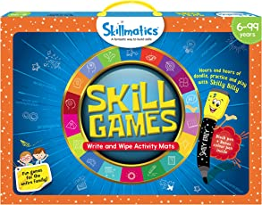Skillmatics Educational Game: Skill Games, 6-99 Years