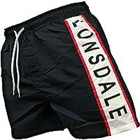 Lonsdale Boxer Mare Costume Uomo Pantaloncini da Bagno Swim Shorts