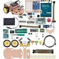 Roinco Multipurpose Starter Kit for Arduino IDE - Robotics For Beginners (learn Basic - Intermediate - Advance In 20…