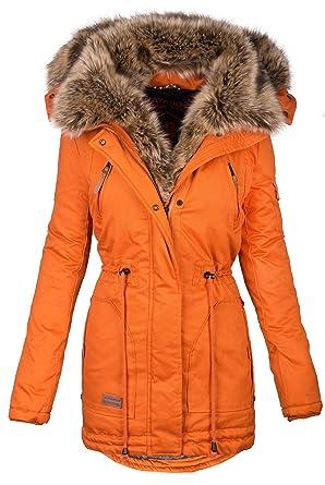 Navahoo damen winter mantel