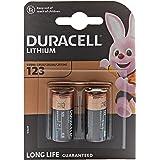 Duracell Type 123 M3 3 V lithium fotobatterij, verpakking van 2