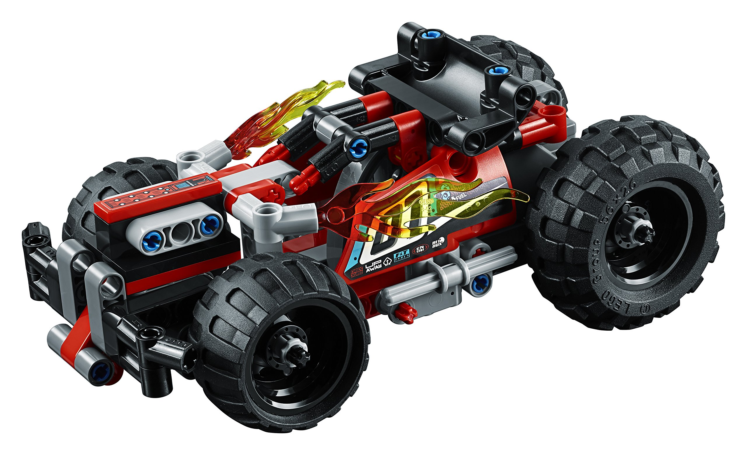 LEGO- Technic CRAAASH, Multicolore, 42073 2 spesavip