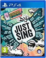 Ubisoft Just Sing [Playstation 4]