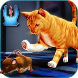 Ratte Simulator 2016: Katze gegen Mäuse- und Rattenpferderennen