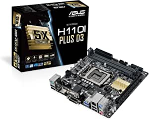 Asus H110i Plus H110 Lga1151 H110i Plus Computers Accessories