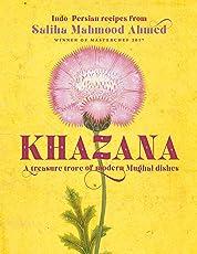 Khazana:  A treasure trove of modern Mughal dishes