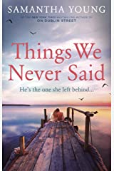Things We Never Said (Hart's Boardwalk Book 3) Kindle Edition