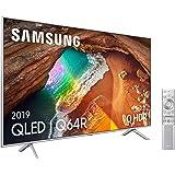 TV QLED 4K 163 cm Samsung QE65Q64R  Téléviseur Qled 65 pouces  TV Connectée : Smart TV  Netflix  Tuner TNT/Câble/Satellite