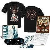 Rulo Y La Contrabanda - Basado En Hechos Reales (Cd Doble + Camiseta M Chico + Calendario) Edición Firmada