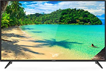 Thomson 55UD6326 139 cm (55 Zoll) Smart TV (4K UHD, HDR, Dolby Digital Plus, T-Cast, Triple Tuner) Schwarz