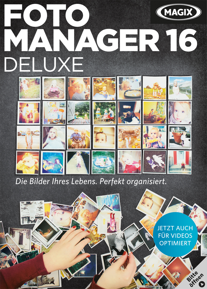 MAGIX Foto Manager 16 Deluxe [Download]