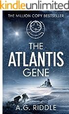 The Atlantis Gene (The Origin Mystery Book 1)