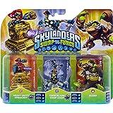 Sprocket, Chop Chop, and Scorp (Skylanders Swap Force) Triple Character Pack