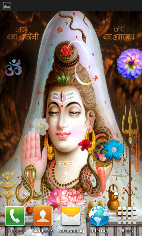 Lord Shiva HD Live Wallpaper: Amazon co uk: Appstore for Android