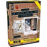Crime Files Fallakte Das letzte Kapitel des L. Birkenwald: Das geniale Krimi-Spiel für alle Wohnzimmer-Ermittler mit Aktenmap