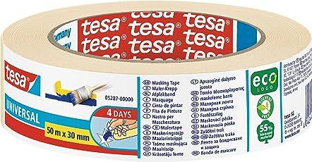 tesa Malerband für einfache Malerarbeiten, 50m x 30mm