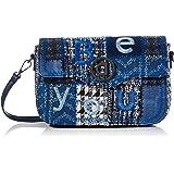 Desigual Accessories Fabric Across Body Bag, Donna, Taglia unica