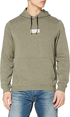 Hurley Men's Crone Oneandonly Boxed Pullover Fleece Top