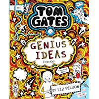Tom Gates #04: Genius Ideas (Mostly)