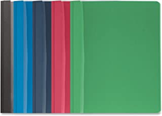 Business Source Clear Front Report Covers, Assorted (78519)