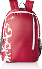 Skybags Red Casual Backpack (BPBRA9ERED)