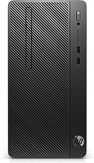 HP Desktop 290 G2 MT, Intel i5-8400, 4GB RAM, 1TB HDD, DOS, Micro Tower PC-Black