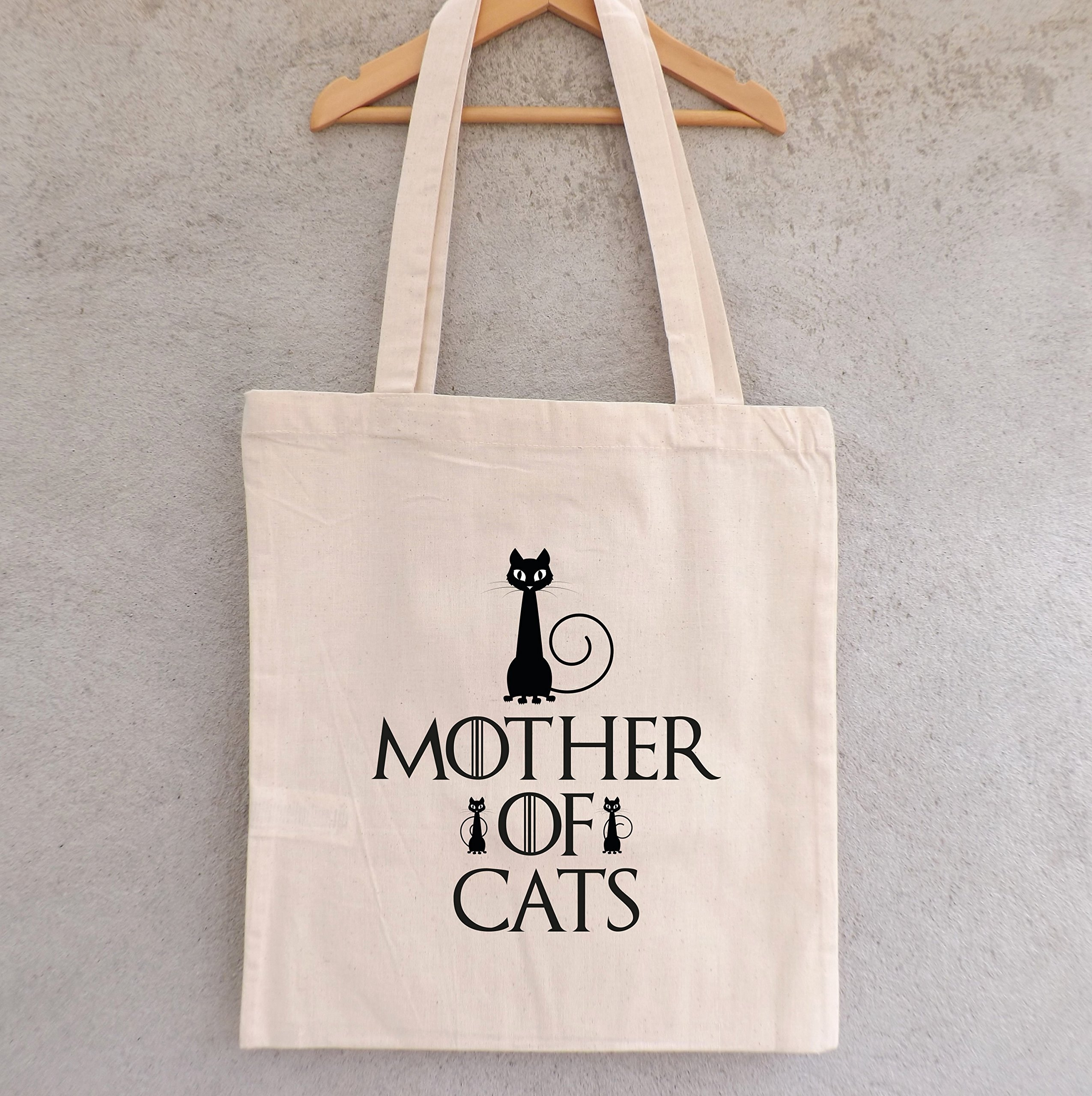 Mother of Dragons tote bag, game of thrones, GOT, mother of dragons, daenerys - handmade-bags