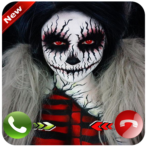 Call From Halloween The Witch (Android Halloween Wallpaper Live)