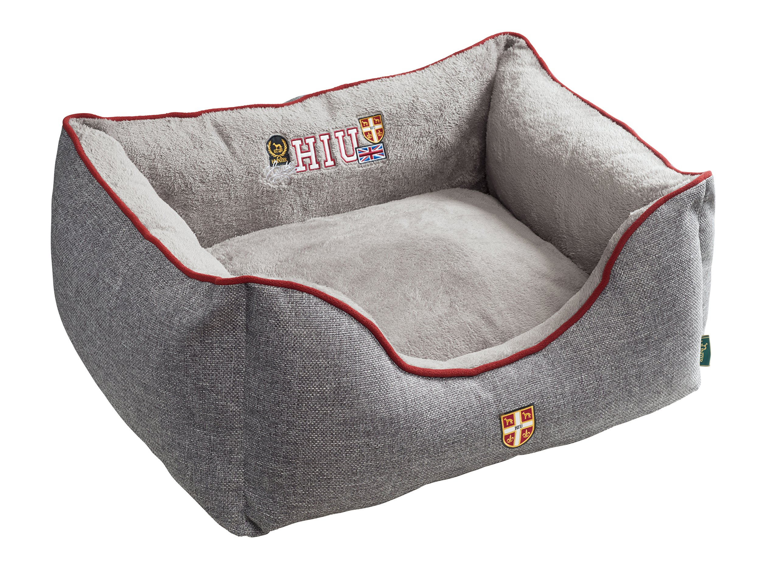 hunter Dog Sofa University, Small, 60 x 45 cm, Grey
