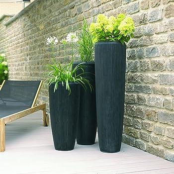 moderne hochwertige pflanzvase pflanzk bel gro. Black Bedroom Furniture Sets. Home Design Ideas