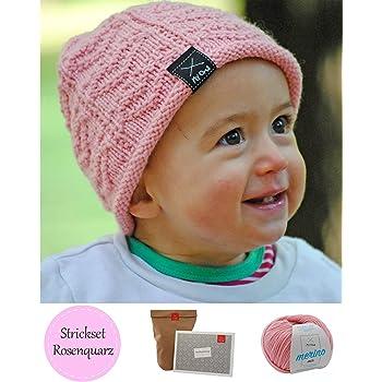 Diy Set Baby Stricken Strickset Babymütze Und Socken