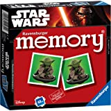 Ravensburger UK 21239 Ravensburger Star Wars-Mini Memory Kids Age 3 Years and Up-A Classic Picture Snap Matching Pairs Game
