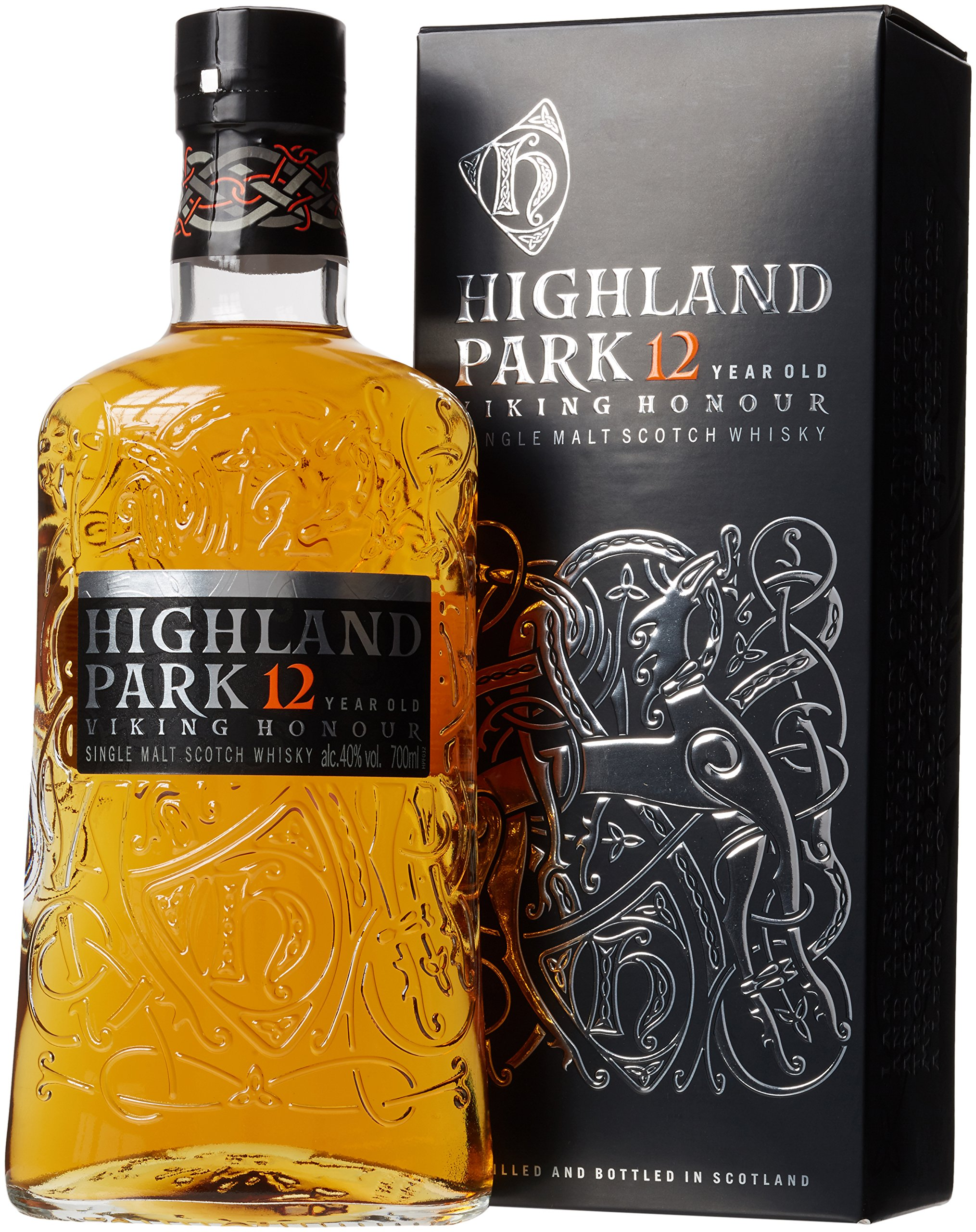 Highland Park 12 Year Old – Viking Honour 1×70 Cl 40%