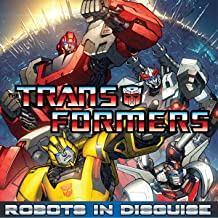 Transformers: Robots In Disguise (2011-) (Issues) (50 Book Series)