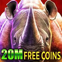 Rhino Fever™ Slots Casino