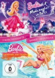 Barbie - Modezauber in Paris & Barbie und das Geheimnis von Ozeana (2 DVDs)