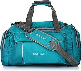 Suntop Alive Nylon Polyester 40 Litres 20 Inch Sea-Green Travel Duffle